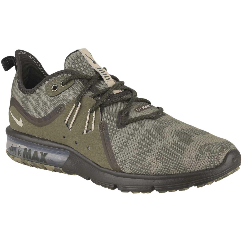 fc2e034905b Zapatilla de Hombre Nike Camuflado nike air max sequent 3 prm cmo ...