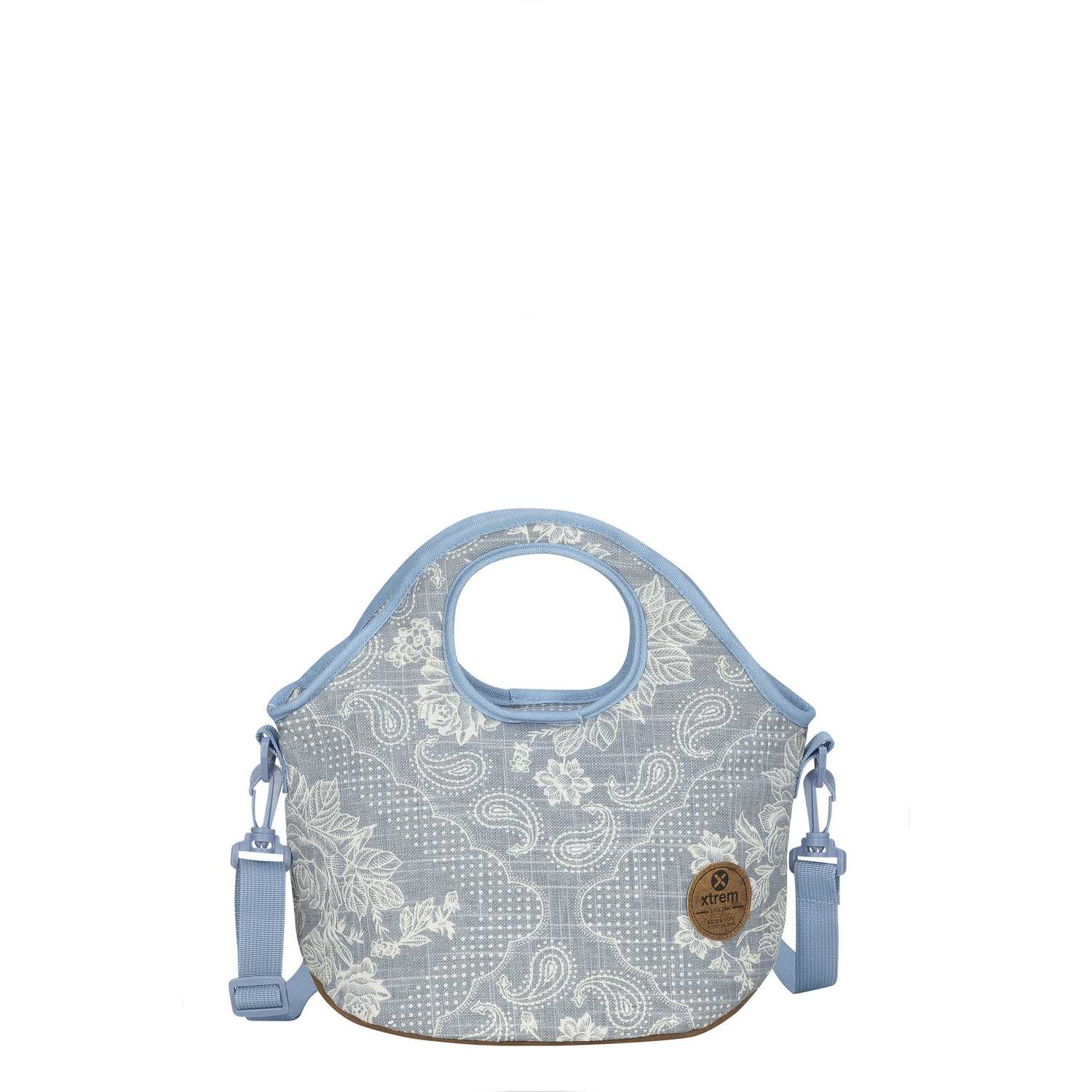 Lonchera de Niña Xtrem Celeste lunch bag romantic neo 845