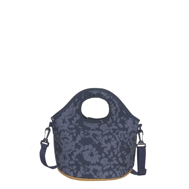 Lonchera de Niña Xtrem Azul / gris lunch bag petals blue neo 845