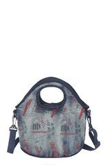 Xtrem Azul / gris de Niño modelo lunch bag explosion neo 845 Loncheras