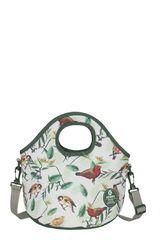Lonchera de Niña Xtrem lunch bag birds blossom neo 845 Blanco / gris