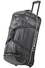 Saxoline Gris de Hombre modelo wheeled duffel 422 graphite andante sx Maletas