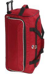 American Turister Rojo de Hombre modelo whd duffl 25 red whd duffel colors Maletas