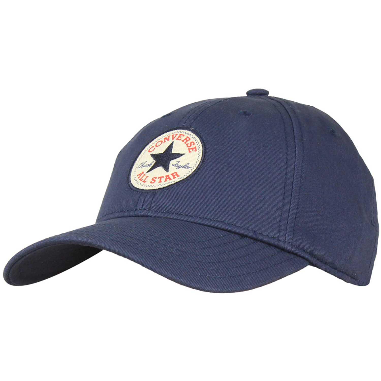 Gorro de Hombre Converse azul core cap  7e5b0bce11d