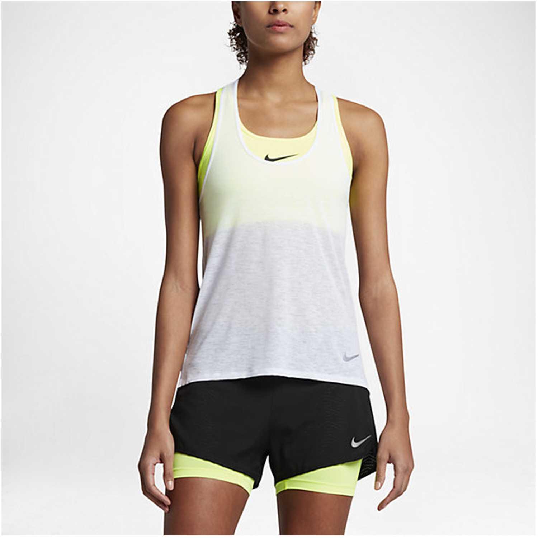 Bividi de Mujer Nike Blanco w nk brthe tank cool  5ce9eefa4e4dd