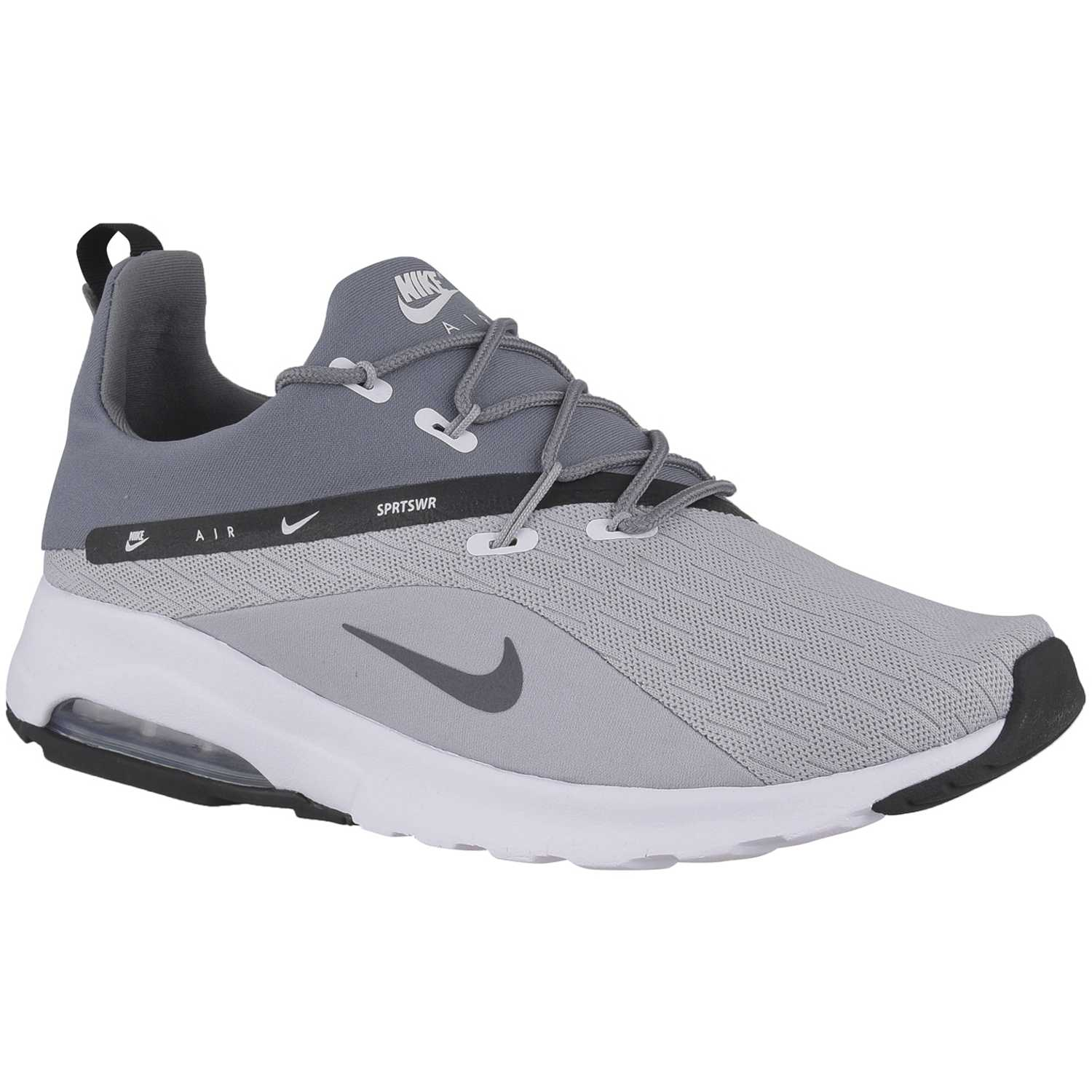 buy popular 5c34e a282e Zapatilla de Hombre Nike Gris   plomo air max motion racer 2