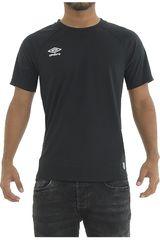 Umbro Negro / blanco de Hombre modelo training jersey Deportivo Polos