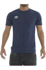 Umbro Azul de Hombre modelo TRAINING JERSEY Polos Deportivo