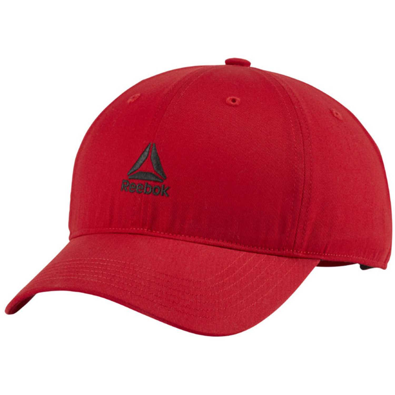 Gorro de Hombre Reebok Rojo act fnd logo cap