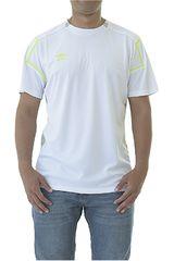 Umbro Blanco de Hombre modelo silo training jersey Deportivo Polos