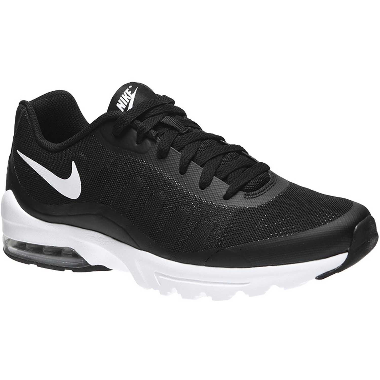75feba5348 Zapatilla de Hombre Nike Negro   blanco nike air max invigor ...