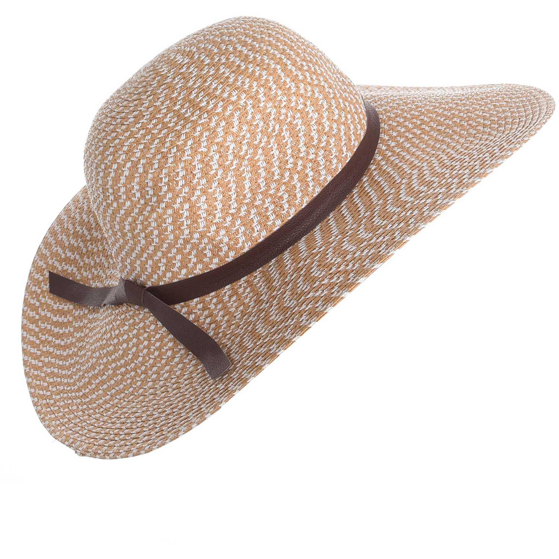 Sombrero de Mujer Platanitos Beige wlbb036-hat