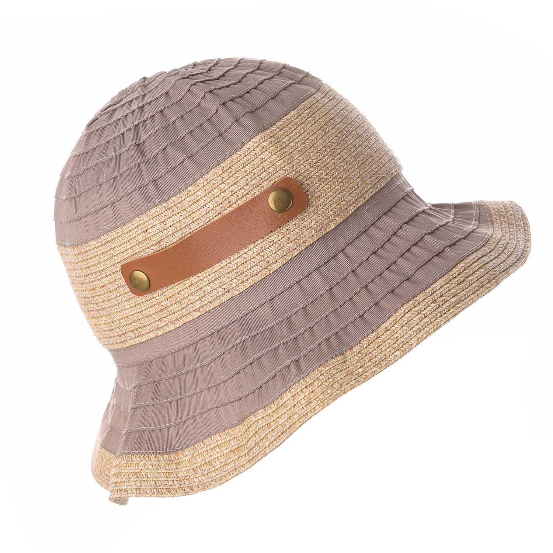 Sombrero de Mujer Platanitos Marron tw36-27