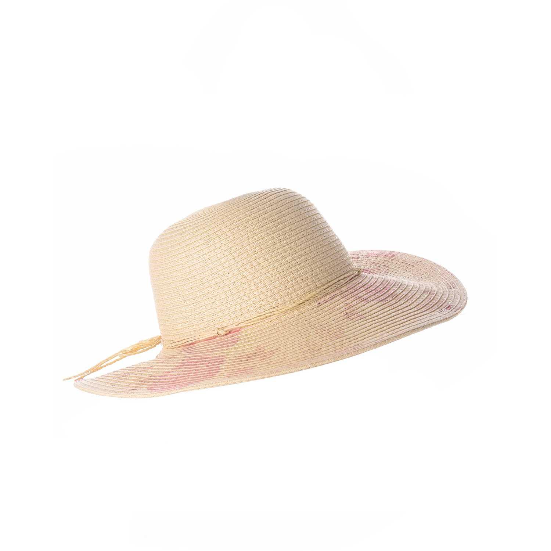 Sombrero de Mujer Platanitos Beige 1907