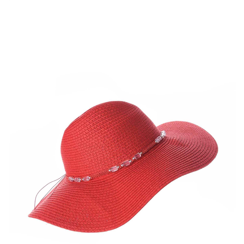 Sombrero de Mujer Platanitos Rojo t7-96a-a