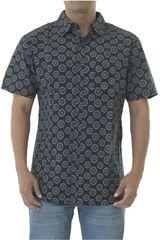 Dunkelvolk Negro de Hombre modelo zoom Casual Camisas