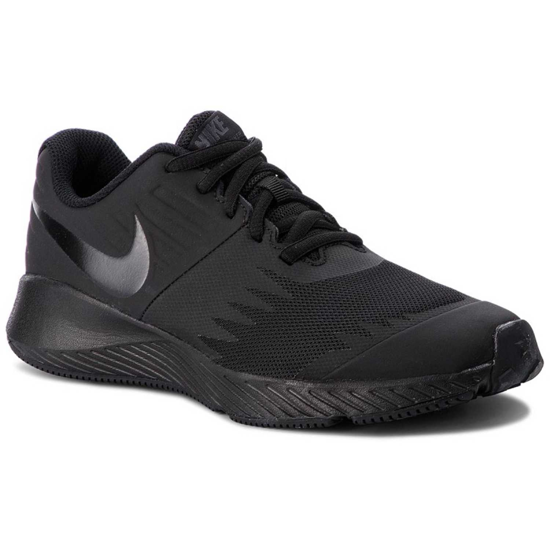88f3c44e4701f Zapatilla de Jovencito Nike negro   negro nike star runner bg ...