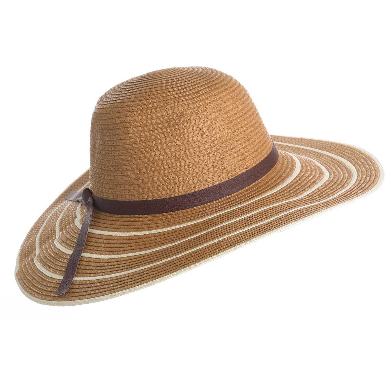 Sombrero de Mujer Platanitos Beige wlbb31277-3-hat