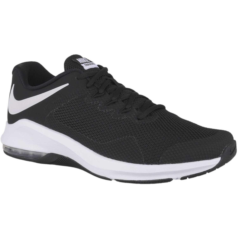competitive price 47d23 3b5d8 Zapatilla de Hombre Nike negro  blanco nike air max alpha trainer
