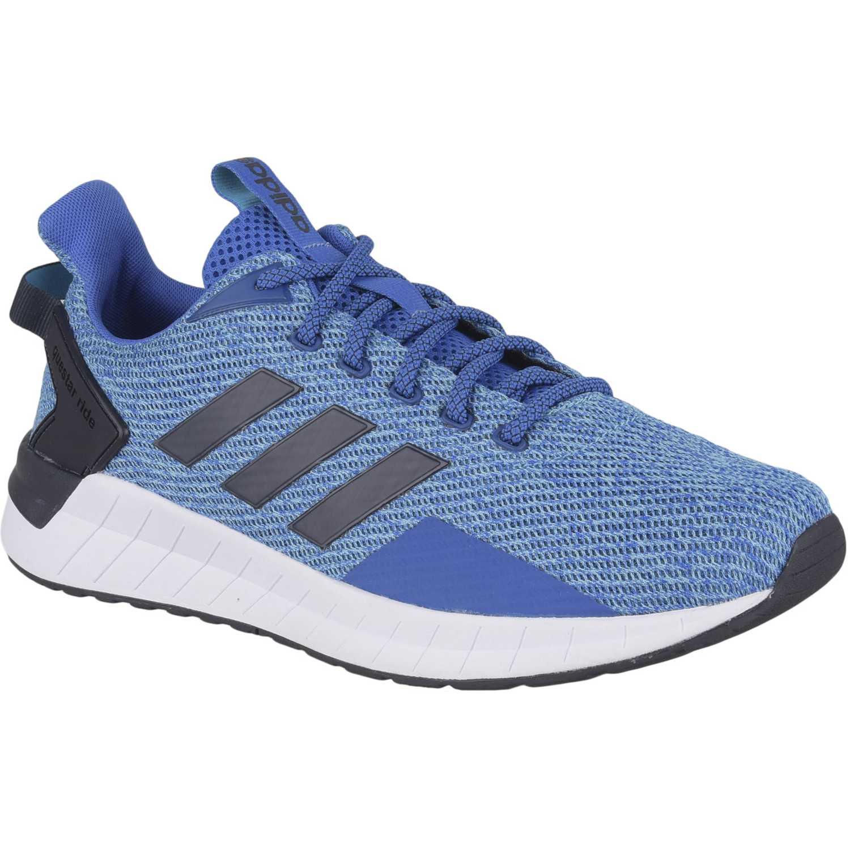 Zapatilla de Hombre Adidas Azulino questar ride