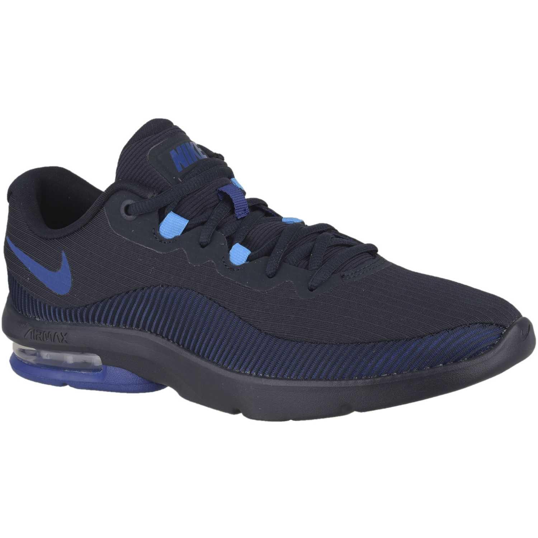 826396f19d9 Zapatilla de Hombre Nike azul   celeste nike air max advantage 2 ...