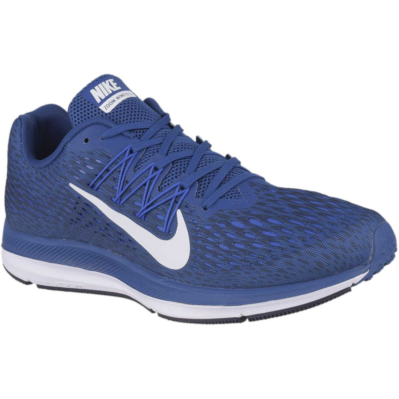 2e36aed45 Zapatilla de Hombre Nike Azul   blanco nike zoom winflo 5 ...