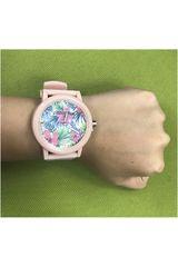 Reloj de Mujer Platanitos Rosado LW6197