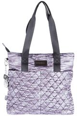 Bolso de Mujer Everlast Gris / negro bolso quilted citrus