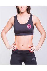 Everlast Negro / fucsia de Mujer modelo peto nifty Tops Deportivo