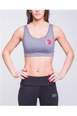Everlast Gris / fucsia de Mujer modelo peto nifty Tops Deportivo