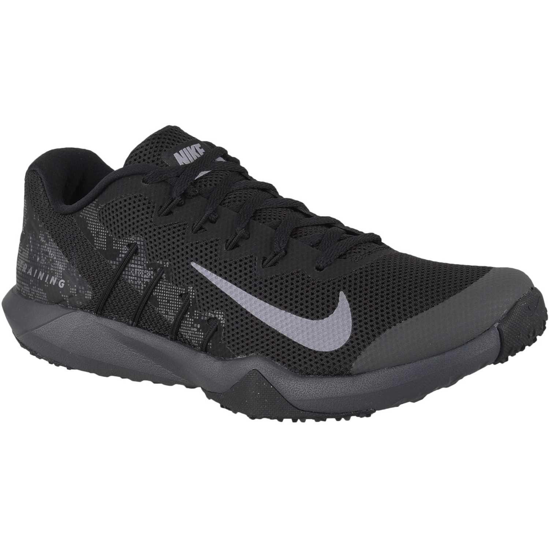best website 2d035 5b0d4 Zapatilla de Hombre Nike Negro   plomo nike retaliation tr 2