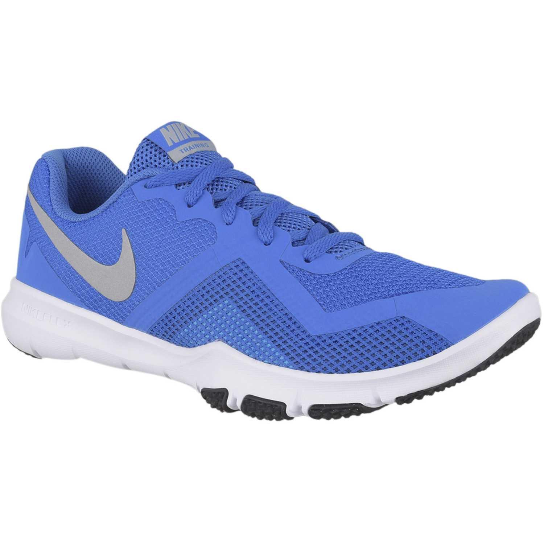 8169493305f4d Zapatilla de Hombre Nike Azul   gris nike flex control ii ...