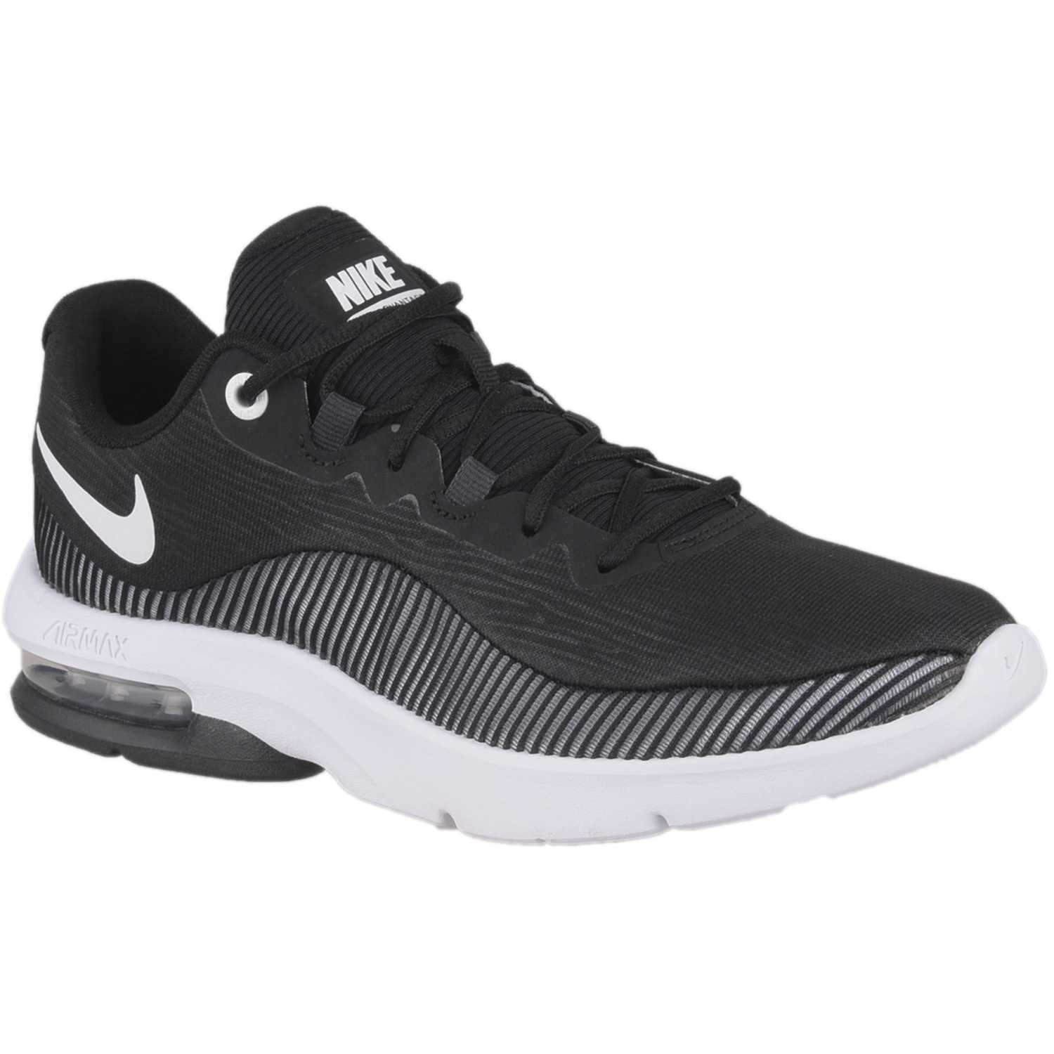 best service 5cd83 498de Zapatilla de Mujer Nike Negro   blanco wmns nike air max advantage 2