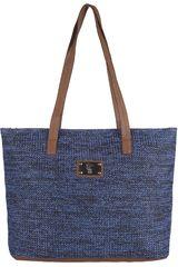 Platanitos Azul de Mujer modelo SAMMY Casual Carteras