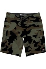 Billabong Camuflado de Hombre modelo all day x hawaii Shorts Casual