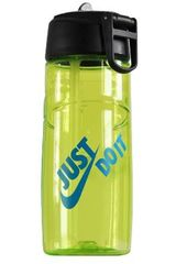 Tomatodo de Mujer Nike Amarillo /negro nk t1 flow just do it swoosh water bottle 16oz