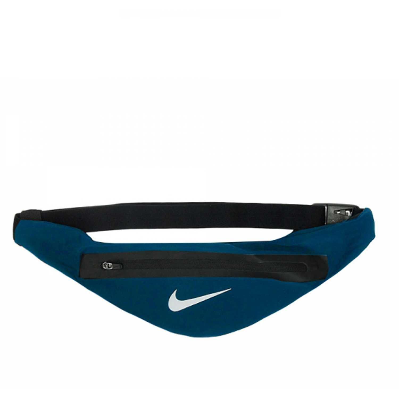 Canguro de Hombre Nike Azul / blanco nk angled waistpack
