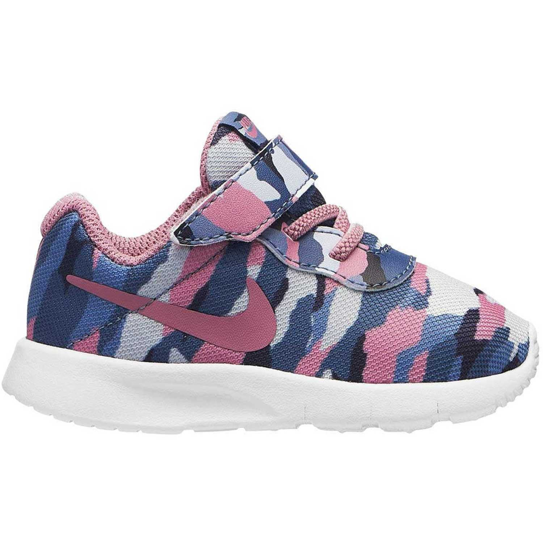 Zapatilla de Niña Nike Rosado nike tanjun print gtv