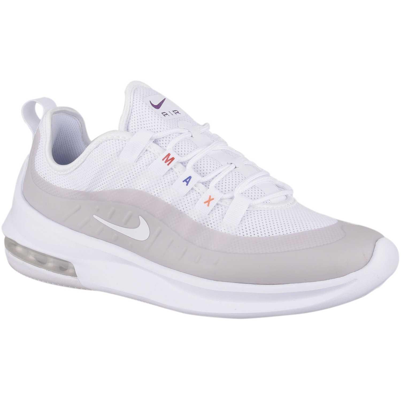 best website e23fe de6ce Zapatilla de Hombre Nike negro   blanco nike air max axis