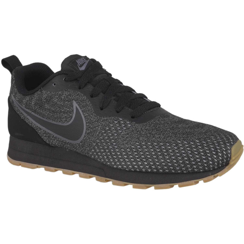 1601cfdb817 Zapatilla de Mujer Nike Negro  gris wmns nike md runner 2 eng mesh ...