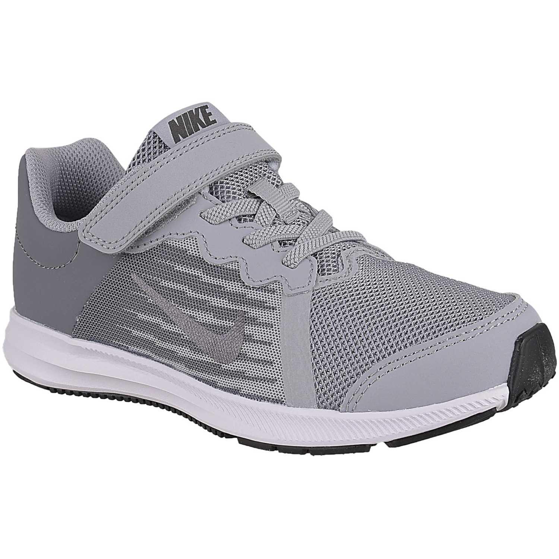 Zapatilla de Jovencito Nike Gris / plomo nike downshifter 8 bpv