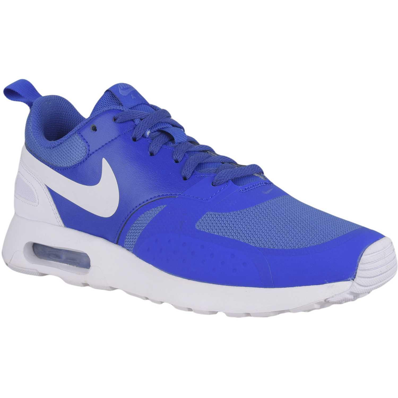 0b936dbeebfc5 Zapatilla de Hombre Nike Azul   blanco air max vision