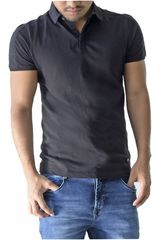 Polo de Hombre ROCK & RELIGION sneijder Negro
