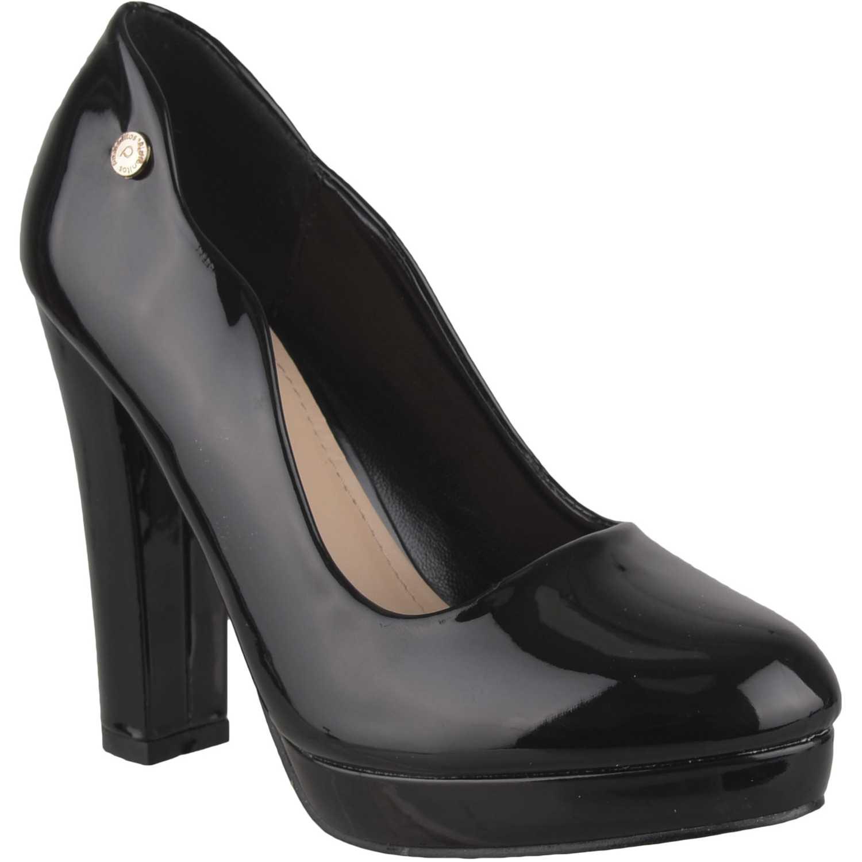 Calzado de Mujer Platanitos Negro cvp 1052