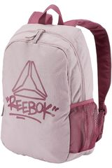 Reebok Rosado de Niña modelo kids foundation backpack Mochilas