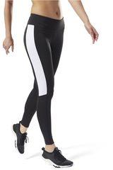 Reebok Negro de Mujer modelo wor big delta tight Leggins Deportivo