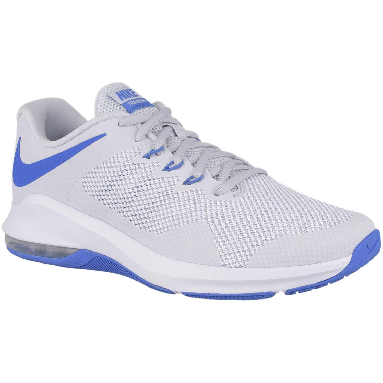 outlet store c3734 e04ef Zapatilla de Hombre Nike Gris  azul nike air max alpha trainer