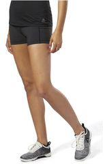 Reebok Negro de Mujer modelo os 3in lux bootie short Deportivo Shorts