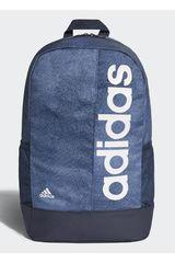 Adidas Azul de Hombre modelo lin per bpck Mochilas