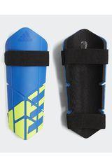 Adidas Azul de Hombre modelo x lite Canilleras Deportivo